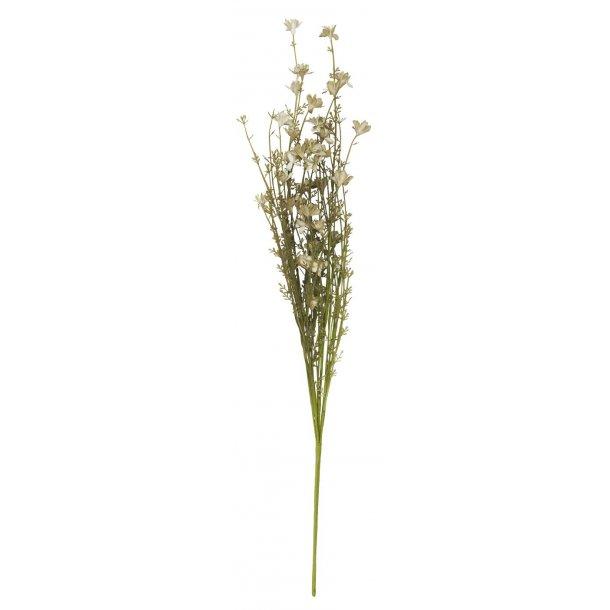 Ib Laursen Blomst Grå/grønne nuancer