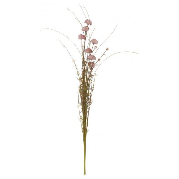 Stilk / blomst mørk gule og grønne nuancer - Ib Laursen 50